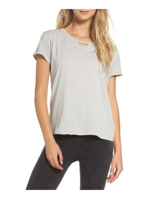 Ragdoll distressed tee