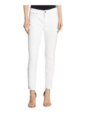 Ralph Lauren Collection iconic style 400 matchstick mid-rise skinny jeans