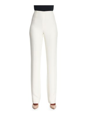 Ralph Lauren Collection Alandra Straight-Leg Pants