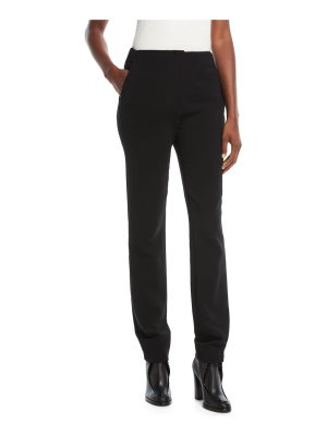 Ralph Lauren Collection Simone Double-Face Wool Pants