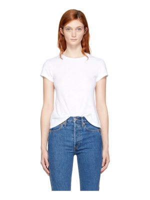 Re-done Re/Done  Hanes Edition 1960's Slim T-Shirt