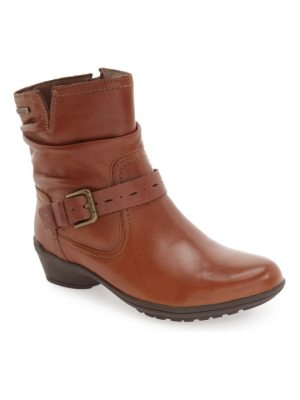 Rockport Cobb Hill 'riley' waterproof buckle strap bootie