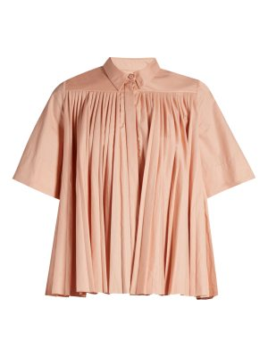 Roksanda Mikula gathered-yoke shirt