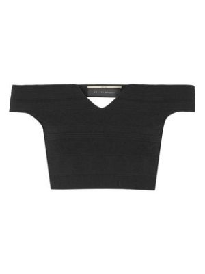 Roland Mouret nicholas off-the-shoulder stretch