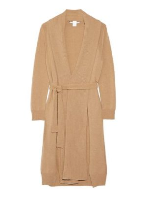 Rosetta Getty ribbed wool and cashmere