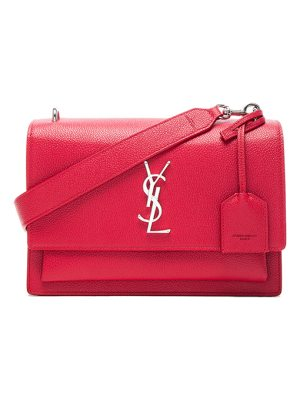 Saint Laurent Medium Monogramme Sunset Satchel
