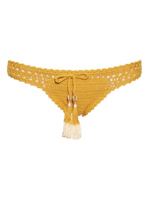 SHE MADE ME Hira Hipster Crochet Bikini Briefs