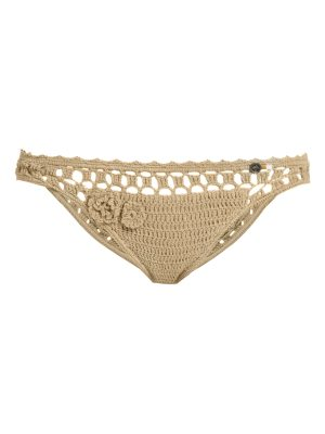 SHE MADE ME jannah cheeky crochet bikini briefs