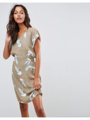 Soaked in Luxury Soaked In Luxury Chinoiserie Print Dress