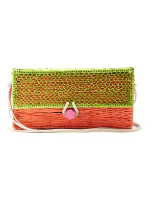 Sophie Anderson romina toquilla straw cross body body