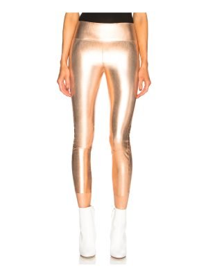 SPRWMN High Waist Capri Leather Legging