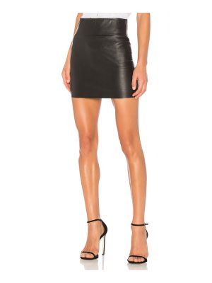 SPRWMN Stretch Mini Skirt