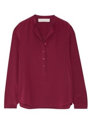 Stella McCartney eva silk shirt