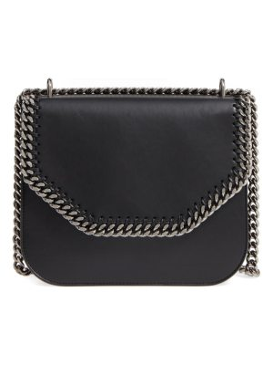 Stella McCartney falabella box faux leather crossbody bag