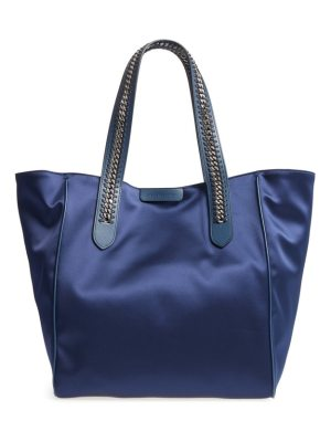 Stella McCartney falabella satin tote