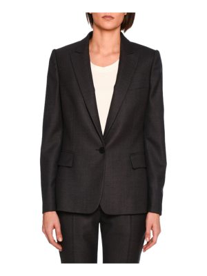 Stella McCartney Ingrid Single-Breasted Jacket