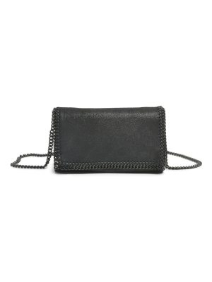 Stella McCartney shaggy leather shoulder bag