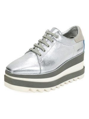 Stella McCartney Sneakelyse Platform Wedge Sneakers