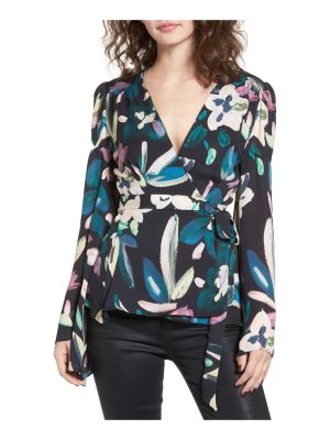 STONE COLD FOX beverly wrap top