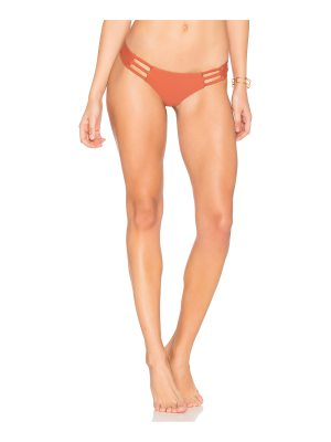 Stone Fox Swim Playa Thong Bottom