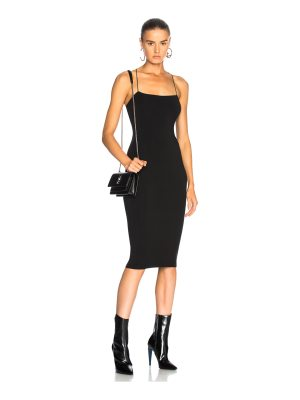 T by Alexander Wang Fitted Dress