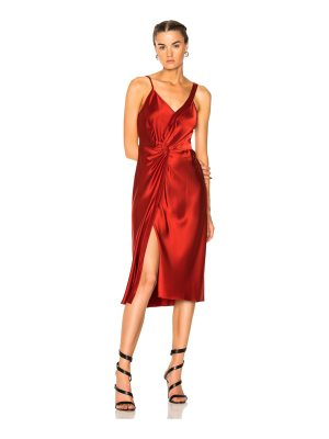 T by Alexander Wang Knot Front Dress