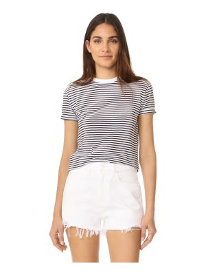 T by Alexander Wang short sleeve crew neck tee