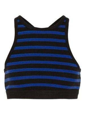 T by Alexander Wang striped stretch