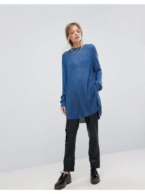 The Fifth vertical knit sweater