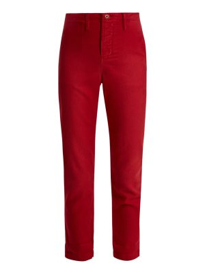 The Great The Carpenter Low Slung Trousers