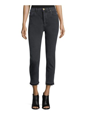 The Great The Fellow Vintage Cropped Jeans