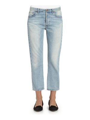 THE ROW essentials ashland cropped straight-leg jeans
