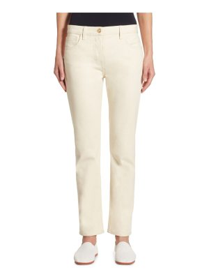 THE ROW ashland straight-leg jeans