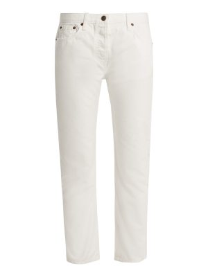 THE ROW Ashland slim-leg jeans