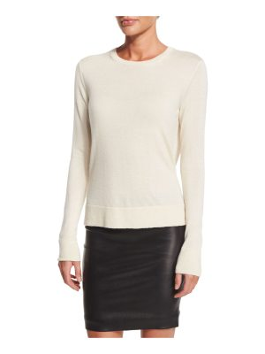 THE ROW Ghent Long-Sleeve Sweater