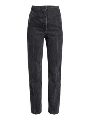 THE ROW Stind high-rise straight-leg jeans