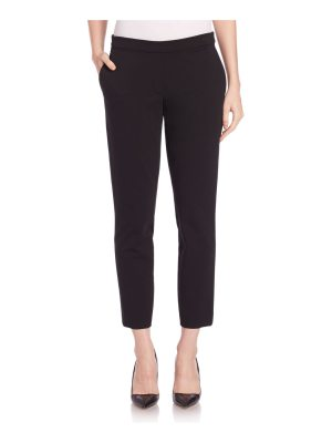 Theory thaniel twill slim-fit crop pants