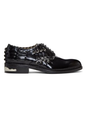 TOGA PULLA Laced All Over Oxfords