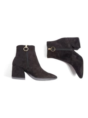 Topshop brooke micro ankle bootie