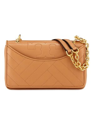 Tory Burch Alexa Quilted Shoulder Bag