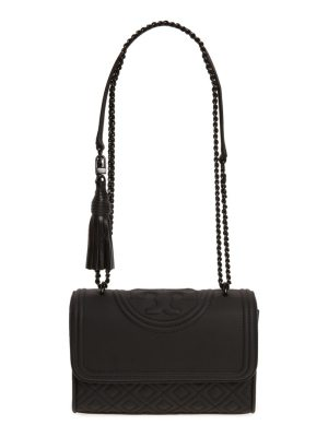 Tory Burch small fleming quilted shoulder bag