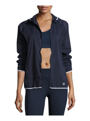 Tory Sport Nylon Packable Performance Jacket