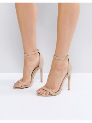 Truffle Collection Barely There Heel Sandals