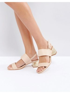 Truffle Collection Kitten heel Sandals