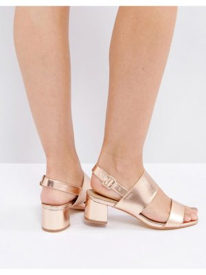 Truffle Collection Kitten heel Sandal