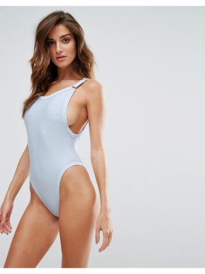 Twiin Rib Swimsuit