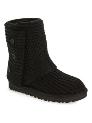 UGG classic cardy ii knit boot