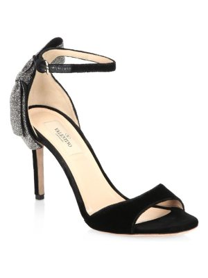 Valentino exclusive ankle strap pumps