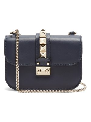 Valentino Lock small leather shoulder bag