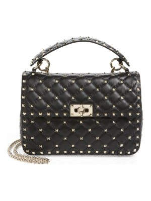 Valentino medium rockstud spike crossbody bag